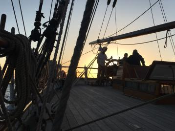 Ellissa Helm Sunset